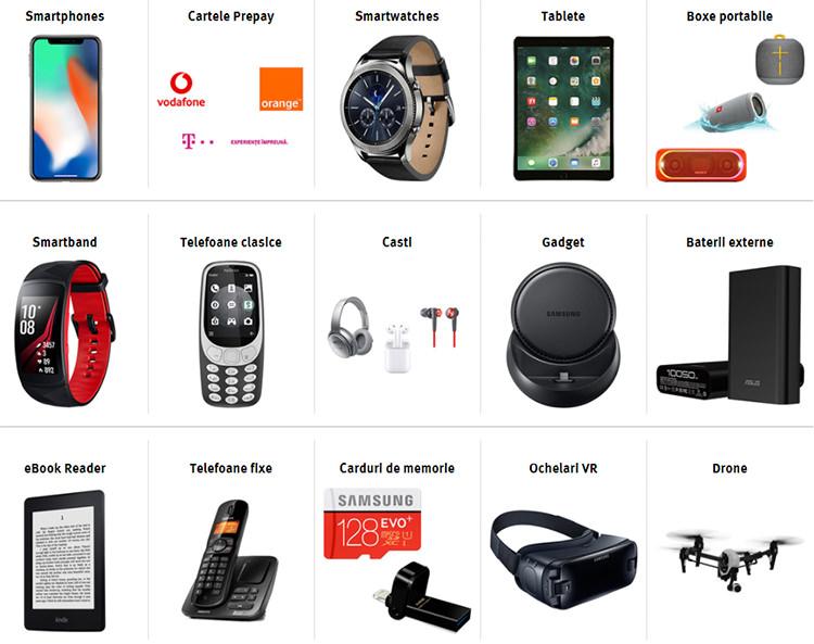 Electronice gadget-uri Altex