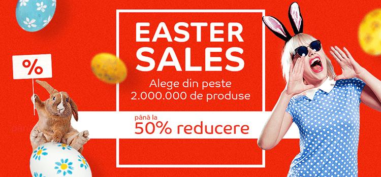 Easter Sales 2018 la eMAG