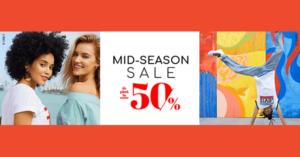 Campanie Mid-Season Sale la Answear
