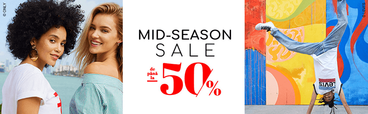 Mid-Season Sale la Answear