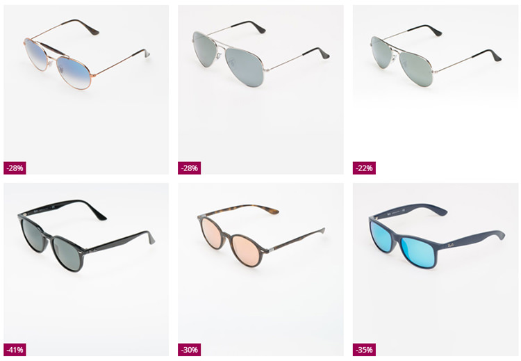 Ochelari de soare Ray-Ban FashionDays