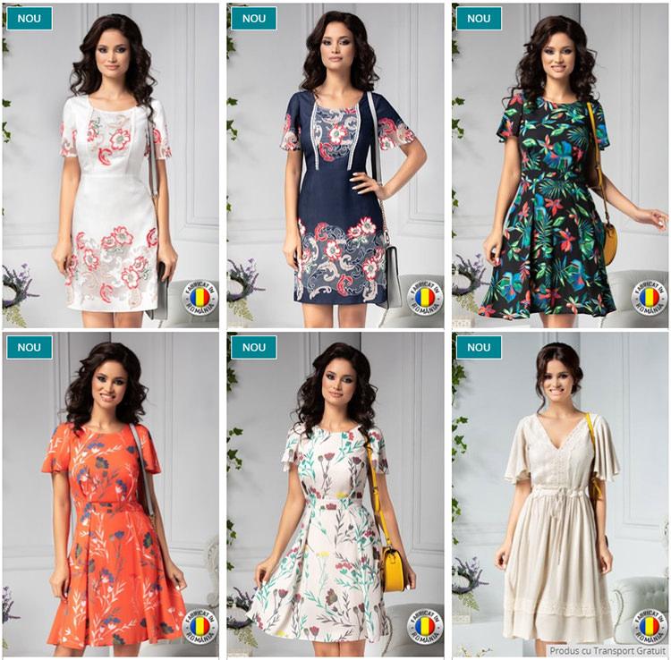 Modele rochii de vara DyFashion