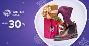 Campanie Winter Sale la Epantofi