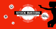 Campanie Stock Busters din 19 - 21 februarie 2019 la eMAG