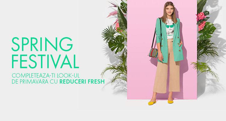 Spring Festival la FashionDays