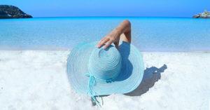 Pălării de plajă