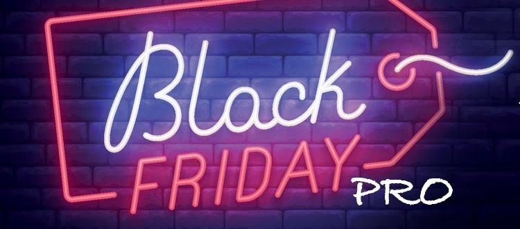 Black Friday PRO 2019
