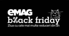 Campanie Black Friday 2019 la eMAG