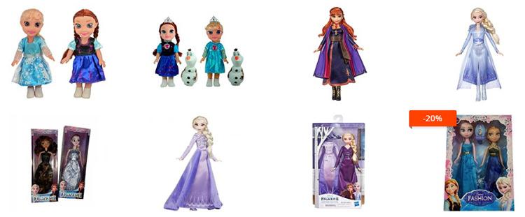 Jucării Frozen 2 eMAG