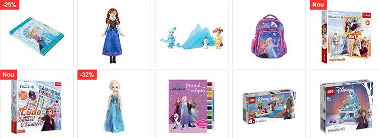 Jucării Frozen 2 Noriel