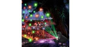 Ofertă proiector laser de Crăciun