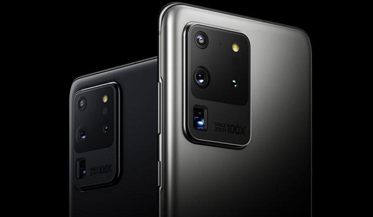 Precomandă Samsung Galaxy S20