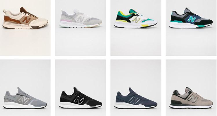 Adidași New Balance Answear