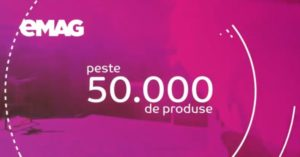 eMAG Stock Busters martie 2020 50000 produse