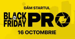 black friday pro romania 16 octombrie 2020