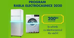 Campanie Rabla pentru electrocasnice la Flanco
