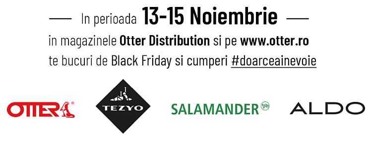 Black Friday Otter Distribution