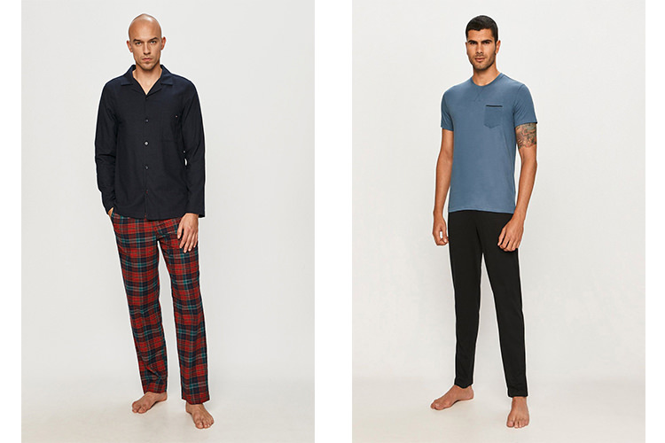 Pijamale bărbătești Answear