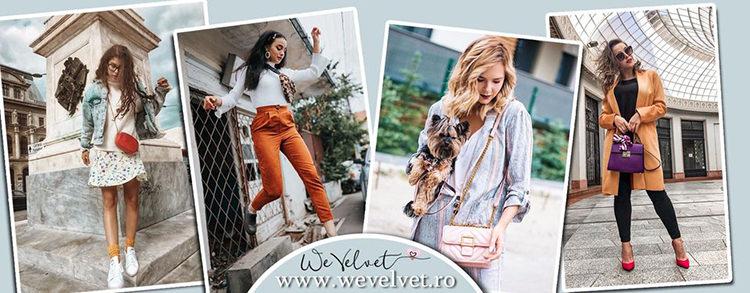 Genți We Velvet