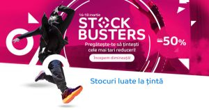 eMAG Stock Busters martie 2021