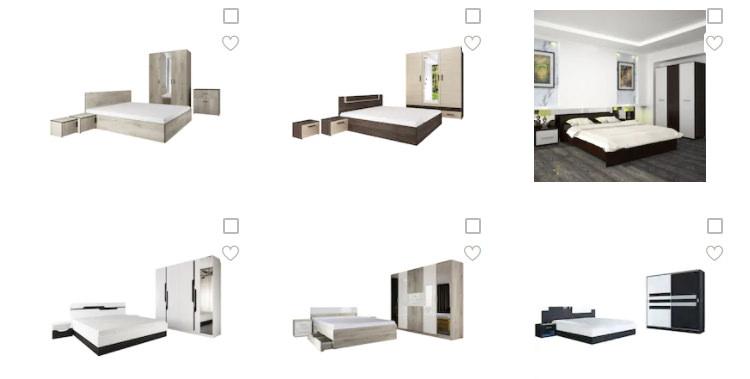 Mobilier dormitor eMAG
