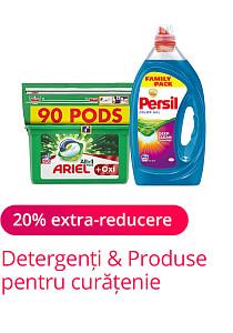 reduceri genius days detergenti