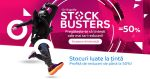 Stock Busters eMAG aprilie 2021