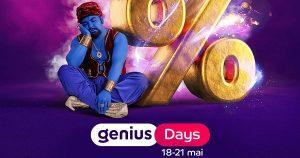 Genius Days mai 2021