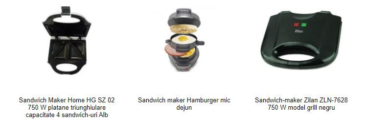 Sandwich maker Cel.ro